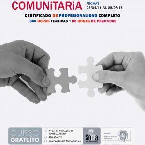 Curso 2016 Mediación Comunitaria