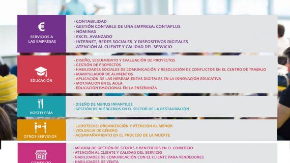 Soma Formación Zamora 23 cursos gratuitos